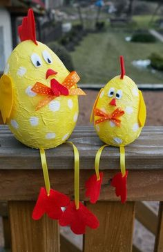 40 Best Easter Crafts Decoration Ideas to make # easter projects 40 Best Easter Crafts Decoration Ideas to make Easter Projects, Easter Crafts For Kids, Arts And Crafts Projects, Decor Crafts, Diy For Kids, Diy And Crafts, Paper Mache Crafts For Kids, Easter Ideas, Easter Art