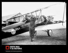 Correo aéreo de Pan American. La Sabana. 1930.