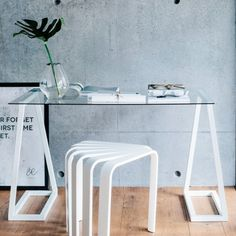 2-Pc. Table Legs Set by BEdesign designed in Finland #MONOQI