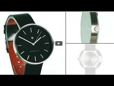 The Drumline watch by Newgate Watches. A minimalist watch with steel cas...