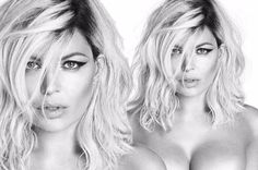 American singer-songwriter Fergie is almost ready to release her highly-awaited second solo album, apparently called Double Duchess