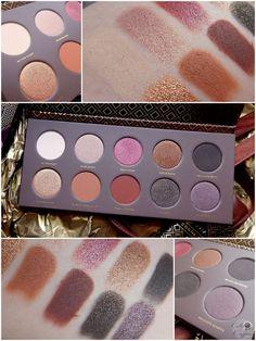 New: Zoeva Cocoa Blend Palette