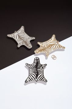 Made from porcelain with a bold zebra print, the Jonathan Adler Carnaby Zebra Dish is the perfect pop of graphic glamour for any bedside, bathroom, or table setting. Oh, and it makes makes the perfect gift if you're a gal on a budget.