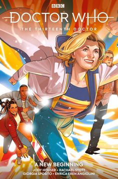 The Thirteenth Doctor. Titan Comics' ongoing Doctor Who: The Thirteenth Doctor series is perfect for fans enduring the long wait until the show returns to our screens in NFPL Doctor Who Fan Art, Bbc Doctor Who, Dr Who, Doctor Who Comics, New Television, 13th Doctor, Torchwood, Cultura Pop, Great Stories