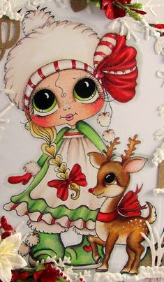 Besties, Coloring Books, Coloring Pages, Christmas Rock, Magic Cards, Cartoon Pics, Digi Stamps, Copics, Cute Dolls