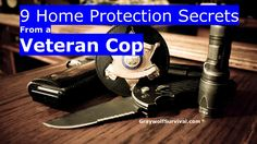 Home security is all about common sense, but some common-sense ideas aren't so obvious. A veteran cop gives 9 great ideas to protect your home.