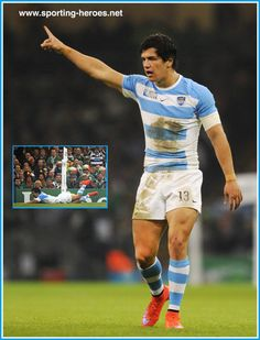 Matias MORONI - Argentina - 2015 Rugby World Cup.