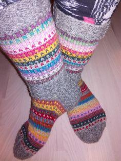 Knitting Socks, Fashion, Knit Socks, Moda, Fashion Styles, Fashion Illustrations