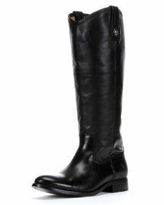 Women's Soft Vintage Melissa Button Boot - Black    - me gusta :)