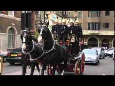 Refurbished Horse Drawn Fire Engine - video