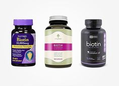 Our top 5 list of biotin supplements for hair growth reviews is in! Choose any from the list of best biotin supplement products 2017 for your hair loss.
