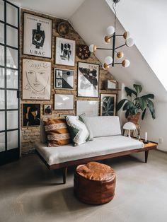 Home Interior And Gifts .Home Interior And Gifts Decor Room, Living Room Decor, Living Spaces, Home Decor, Wall Decor, Interior Desing, Interior Design Inspiration, Deco Studio, Inspiration Wall