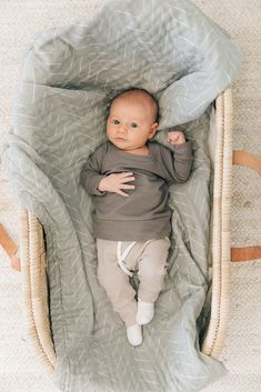 Slate Sweatshirt and Cotton Cream Joggers are under Mebie Baby Separates section Baby Boy Newborn, Baby Kids, Fall Baby Pictures, Hipster Baby Clothes, Gender Neutral Baby Clothes, Bitty Baby, Baby Boy Fashion, Photographing Babies, Future Baby