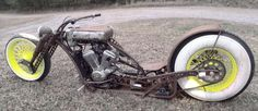 Reaper Custom Fabrication Matt Greene rat rods bikes smokers ...