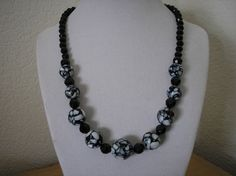 Genuine Mother of Pearl shell/resin beads by CreationsbyMaryEllen, $9.25