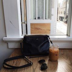 """Corner spots for caffeine breaks with @twentytwentystudios #coffeefirst #sanfrancisco"""