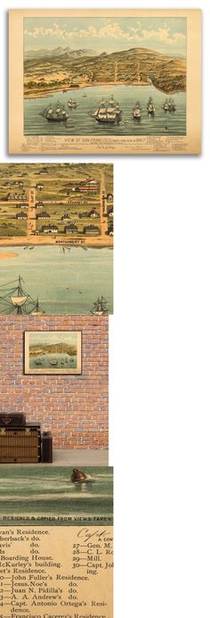 20x28 1912 Bristol TN Vintage Old Panoramic City Map