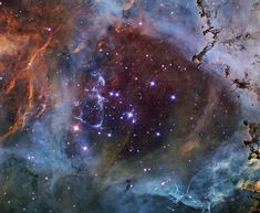 The Beauty of Space