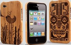 Bamboo cover « iPhone Cover