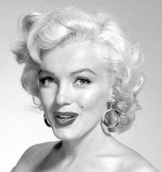 Marilyn Monroe Portrait Photo
