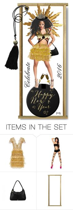 """Cissy Celebrates '16"" by judymjohnson ❤ liked on Polyvore featuring art"