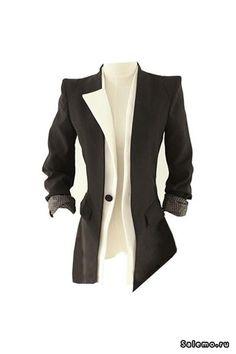 Где купить стильные пиджаки женские