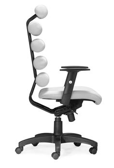 Unico Office Chair in White