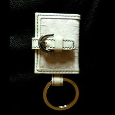 Authentic Coach Mini Wallet Keychain