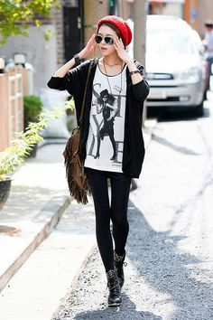Street Styles For Girls Like never Before (5)