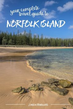 Australia Travel & Destinations :A Norfolk Island Travel Guide Australia Australia Destinations, Amazing Destinations, Australia Travel, Travel Destinations, Travel Around The World, Around The Worlds, Norfolk Island, Travel Magazines, Vacation Trips