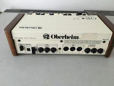 OBERHEIM OB 3² in Hessen - Bad Soden am Taunus | Musikinstrumente und Zubehör gebraucht kaufen | eBay Kleinanzeigen