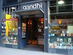 Resultado de imagen para gandhi libreria