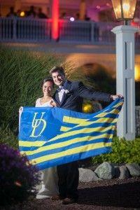 Real Weddings: A Blu