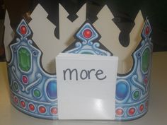 I saw one of our kindergarten teachers playing this game, and had to find a way to use it in my class. They LOVE it! We used it to review our spelling words. I choose one King or Queen at a time to come sit in the royal throne. They put on a crown with a little pocket in the front. I put one word in the pocket, so they can't see it. The class spelled the word, and the King/Queen had to guess what the word was. In Kindergarten they did it with sounds. The class said the sounds in a word, and ...