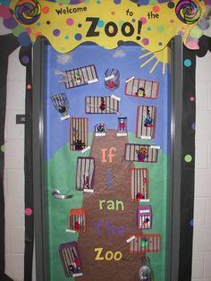Dr. Seuss Doors