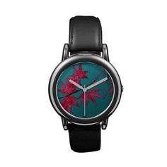 Japanese Maple Wristwatches