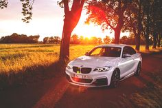 Awesome photos of BMW M235i with M Performance Parts - http://www.bmwblog.com/2014/06/27/awesome-photos-bmw-m235i-m-performance-parts/