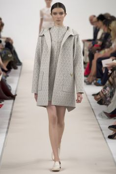 Slideshow: The Runway at Valentino's New York Couture Show - Gallery - Style.com