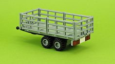 Trailer for green tractor - Lego Lego Tractor, Lego Truck, Car Trailer, Trailers, Lego Machines, Lego Construction, Lego Design, Lego Models, Lego Projects