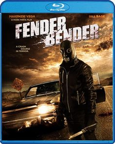 Director Mark Pavia's triumphant return to genre filmmaking is making it's way to Blu-ray thanks to those amazing folks at Scream Factory.  The film - Pavia's second  - his first being the often overlooked adaptation of Stephen King's The Night Flier - is titled Fender Bender and it debuted on Chiller a few months back. …
