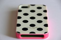 Kate Spade White Large with Black Dots Case for Iphone 4 by Kate Spade, http://www.amazon.ca/dp/B00AXG4FL6/ref=cm_sw_r_pi_dp_pBdxrb1SXX5YR