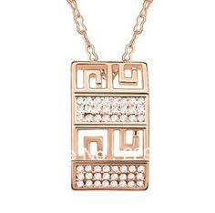 Austrian crystal necklace jewelry