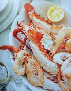 A Seafood Christmas Dinner In Australia