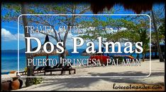 For some time, people avoided Dos Palmas but the resort did not give up so easily. It held on to the promise of a new day. Puerto Princesa, Don't Give Up, Travel Guide, Hold On, Neon Signs, Day, People, Palmas, Travel Guide Books
