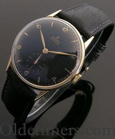1950s 18ct gold vintage Rolex Precision watch (3810) Rolex Watches For Men, Best Watches For Men, Cool Watches, Wrist Watches, Swiss Luxury Watches, Luxury Watches For Men, Vintage Rolex, Vintage Watches, Beauty Tips For Men