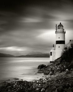 Cloch Lighthouse, Firth of Clyde