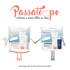 Amostras e Passatempos: Passatempo AVÈNE by Cosmetis