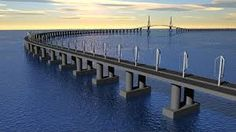 donghai bridge  (Chiny) 32,5 km