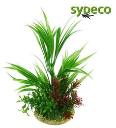 SYDECO Nature Collection Aqua Flora Aquarium Natural Bouquet Large