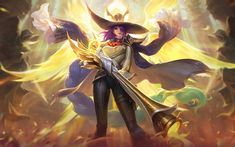 Mobile Legends Hero and Skin Release Dates Schedule Mobile Legend Wallpaper, Hero Wallpaper, Manga Japan, Alucard Mobile Legends, Moba Legends, Character Art, Character Design, The Legend Of Heroes, Dangerous Love